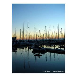 Shilshole Bay Marina Postcard