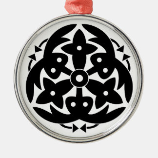 Shimabara Forsythia Metal Ornament