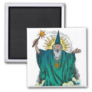 Shimmer 2 Inch Square Magnet
