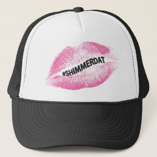 """Shimmer Dat"" Collection Trucker Hat"