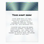 Shimmerine - Fractal Art Flyer