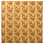 Shimmering Copper Napkin