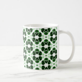 Shimmering Glam Mug, Forest Green Coffee Mug