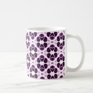 Shimmering Glam Mug, Purple Coffee Mug