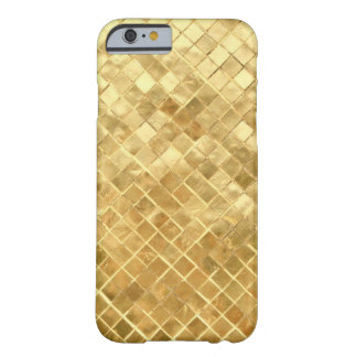 Shimmering Gold Weave IPhone 6 Case