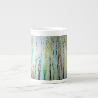 Shimmering Grass Tea Cup