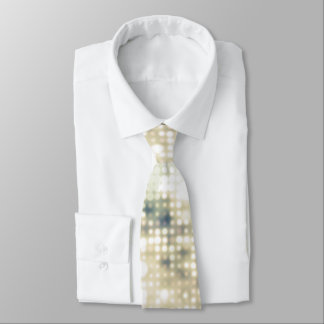 Shimmering Light Tie
