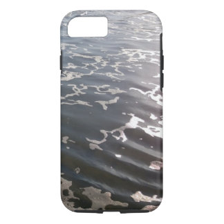 Shimmering Ocean Water with Sea Foam iPhone 7 Case