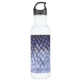 Shimmering Salmon Stainless Steel Water Bottle