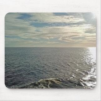 Shimmering Seas Mousepad