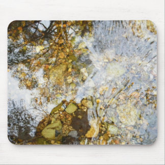 Shimmering Water Mousepad