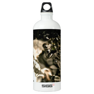 SHIMMERING WATER WITH INSECT WATER BOTTLE