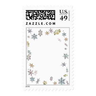 ShimmeringSnowflake Stamps