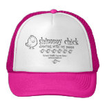 Shimmy Chick Cap Hats