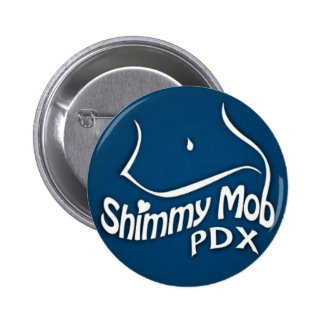 Shimmy Mob PDX Button
