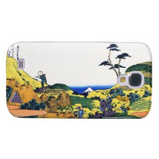 Shimomeguro katsushika Hokusai Fuji view Samsung Galaxy S4 Case