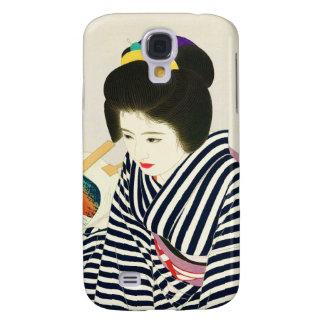 Shimura Tatsumi Five Figures of Modern Beauties Galaxy S4 Cases