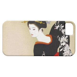 Shimura Tatsumi Two Subjects of Japanese Women iPhone SE/5/5s Case