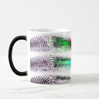 Shin Art 11 Oz Magic Heat Color-Changing Coffee Mug