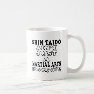 Shin Taido no es apenas los artes marciales Taza De Café