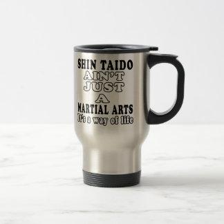 Shin Taido no es apenas los artes marciales Taza