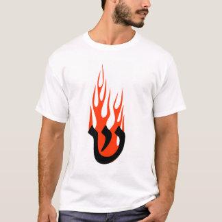 Shin with Flames T-Shirt