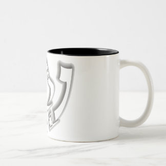 Shin Yud Two-Tone Coffee Mug