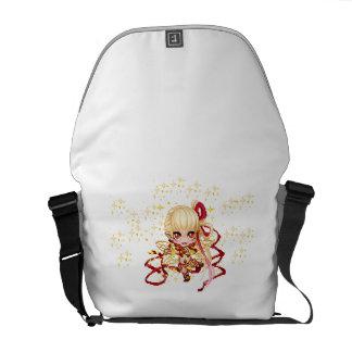 Shine and Sparkle Cutie Courier Bag