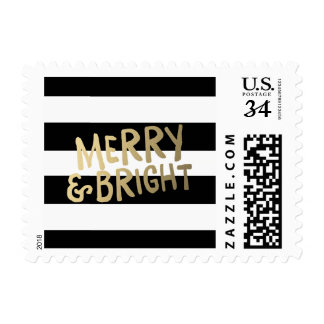 Shine Bright | Holiday Postage