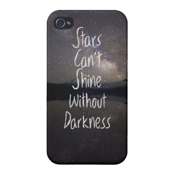 Shine Bright iPhone 4/4S Covers