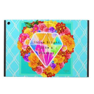 Shine Bright Like A Diamond iPad Air Cover