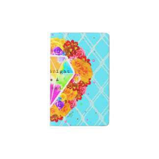 Shine Bright Like A Diamond Pocket Moleskine Notebook