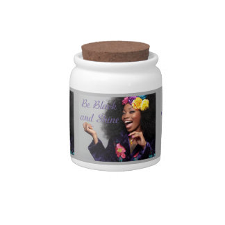 Shine Candy Jar