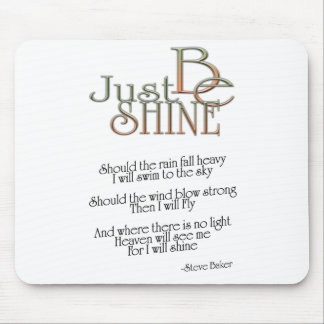 Shine DRK Mouse Pad