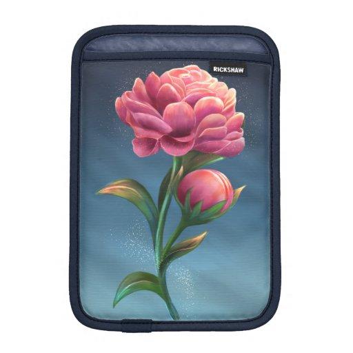 Shine flower iPad mini sleeve