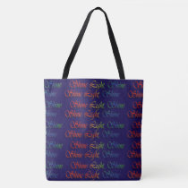 Shine Light Shine Tote Bag