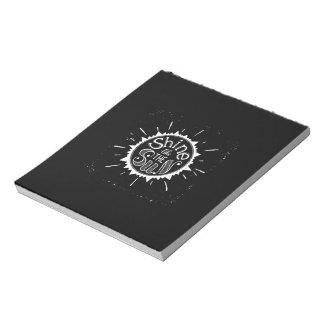 Shine Like The Sun Notepad