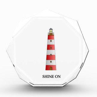 Shine On Acrylic Award
