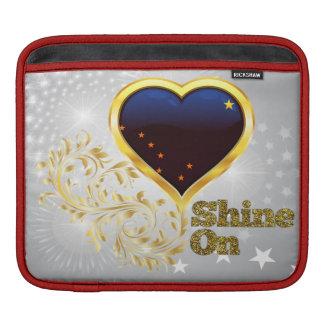 Shine On Alaska Sleeves For iPads