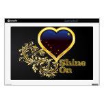 "Shine On Alaska Skin For 17"" Laptop"