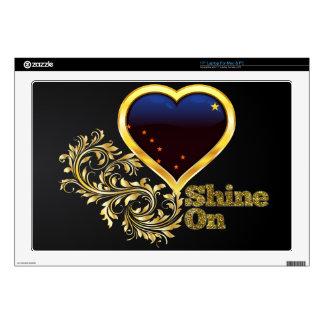 """Shine On Alaska Skins For 17"""" Laptops"""