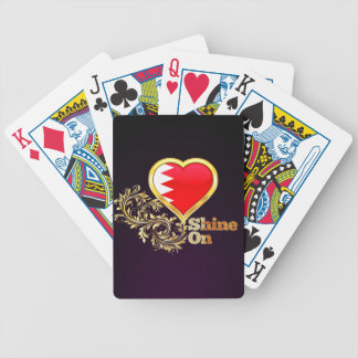 Shine On Bahrain Bicycle Playing Cards