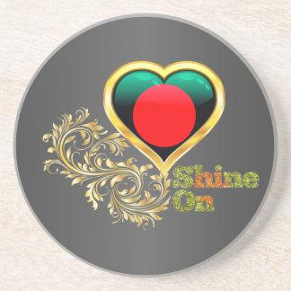 Shine On Bangladesh Coaster