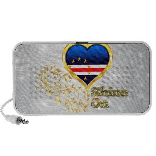 Shine On Cape Verde Mini Speaker