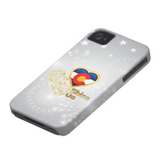 Shine On Colorado iPhone 4 Case-Mate Cases