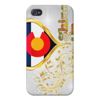 Shine On Colorado Case For iPhone 4