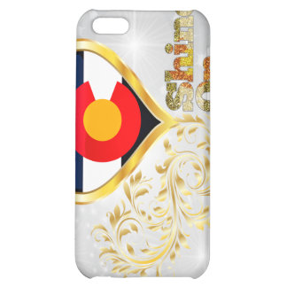 Shine On Colorado iPhone 5C Case