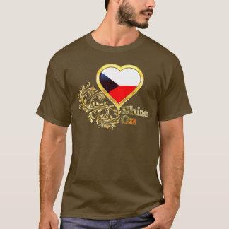 Shine On Czech Republic T-Shirt