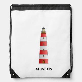 Shine On Drawstring Bag