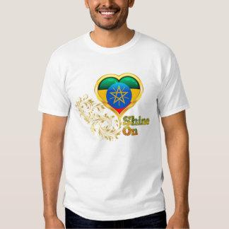 Shine On Ethiopia T Shirt